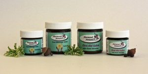 Fireweed Botanicals Herbal Salves