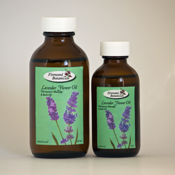 Lavender Flower Oil