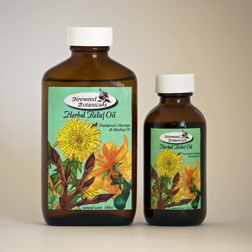 Herbal Relief Oil