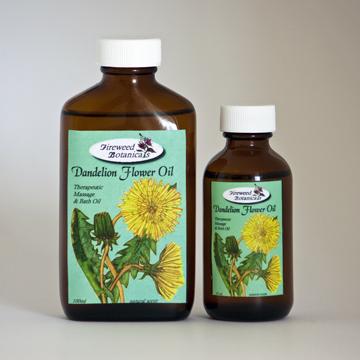 Dandelion Flower Oil